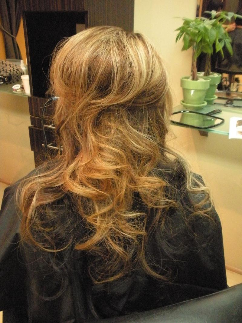 Trial Wedding hair-Look 1