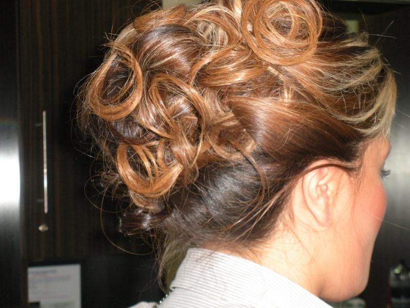 Trial Wedding hair-Look 2